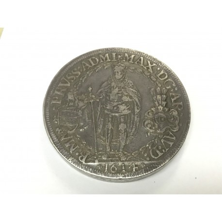 Stříbrný 3 tolar 1614