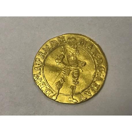 Zlatý dukát Maxmilián I.