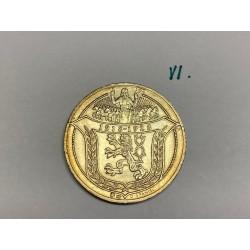 Stříbrná medaile Jsem ražen z českého kovu