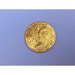 Dukátová medaile 1934 Oživenie kremnického baníctva oroginál 1934