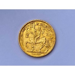 Dukátová medaile 1929 MS 65 !!!!!