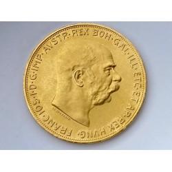 100 koruna FJI 1913 !!!