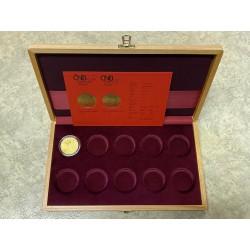 Zlata mince Cheb Standard, 5000 Kč s luxusní etují !!