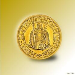 Zlatá mince Svatováclavský 2 Dukát 1934 stav 0/0 RL