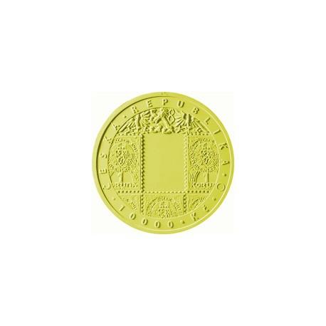 Zlatá mince Vznik Československa 100 let Standard předplatné