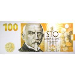 Pamětní bankovka 100Kč Budování československé měny(Alois Rašín)
