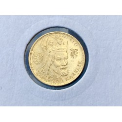 Zlatá mince - Dukát Karel IV 1978
