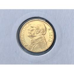 Zlatá dukátová medaile 1933 Antonín Švehla