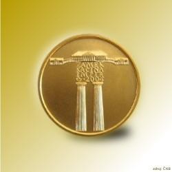 Zlatá mince 2000 Kč Zámek Buchlovice Baroko 2003 Standard_