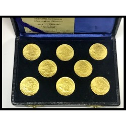 Artia R73 Jsem ražen z českého kovu 8 zlatých medailí