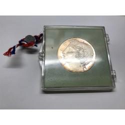 Stříbrná pamětní mince 1968 Vznik Československa