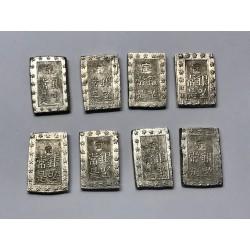 1 Bu Gin - JAPONSKO, historická japonská měna.